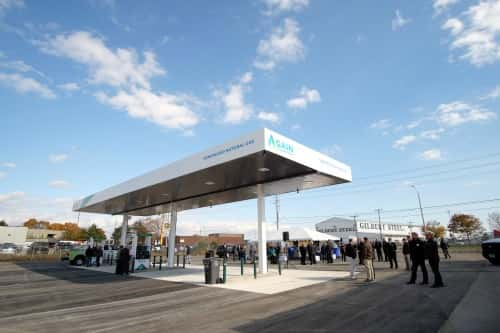 emterra-2 Canada's Largest Public CNG Station Opens to Fuel Big Fleets