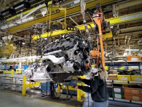 ford-2 First CNG/LPG-Prepped 2016 Ford F-150 Rolls Off the Assembly Line
