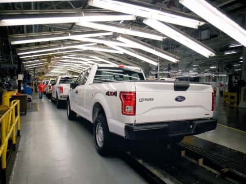 ford-3 First CNG/LPG-Prepped 2016 Ford F-150 Rolls Off the Assembly Line