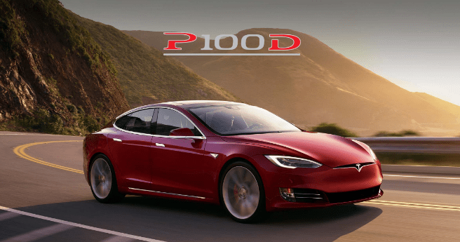 Tesla confirms 100-kWh battery, 0-60 miles per hour in 2.5 seconds