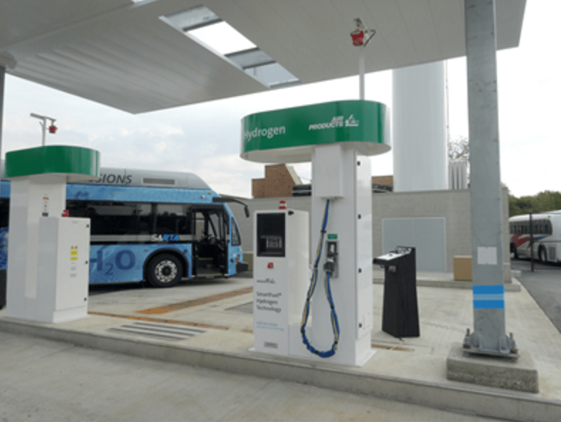Air Products To Install Hydrogen Station Fuel Supply For Sarta