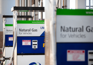 natural gas for vehicles