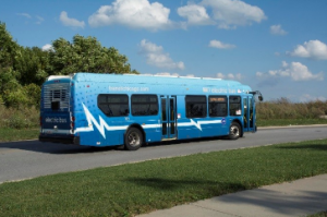 New Flyer Zero-Emission Bus Deliveries Surged in 2016