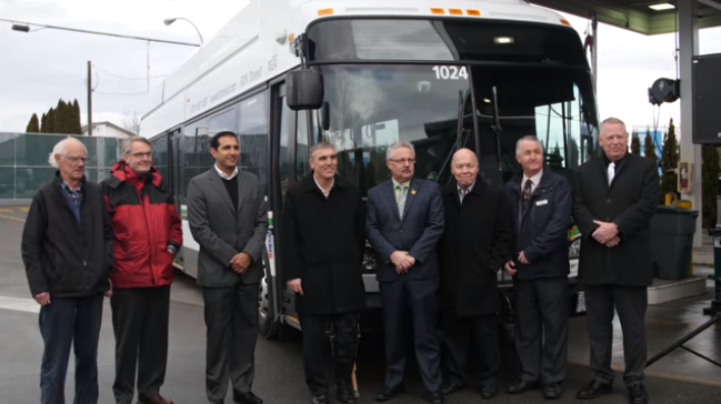 event Clean Fleet Profile: B.C. District Boasts 100% CNG Fleet