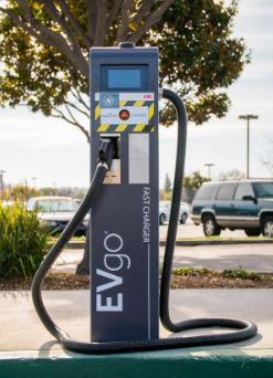 evgo-station EVgo, ABB Commission High-Power EV Fast-Charging Station in California