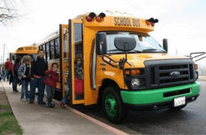 electric-school-bus-2-300x196 First Priority GreenFleet to Deploy Largest U.S. Electric School Bus Fleet