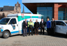 Oxford County CNG and electric vehicles