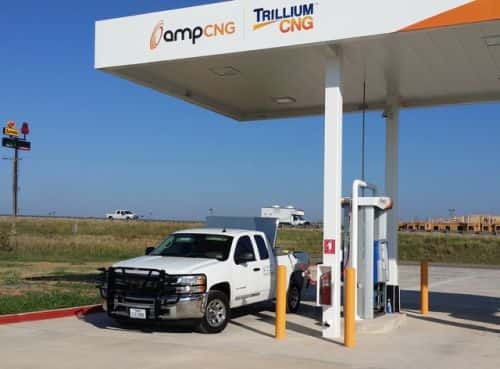 Sweetwater, Texas, Gets Its First Compressed Natural Gas Station