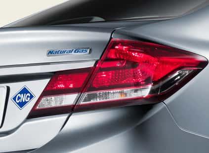 2015 Honda Civic Natural Gas Set For Debut