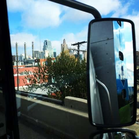 First Impressions: CNG Freightliner Ride and Drive