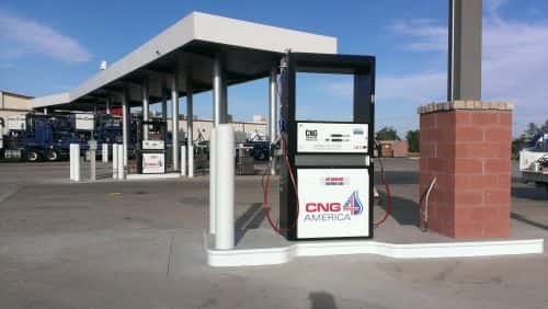 CNG 4 America Inks Deal with 7 Star Travel Center in Texas