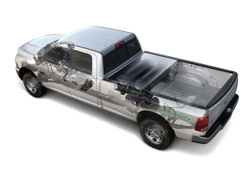 Ram Truck to Expand Options for Bi-Fuel CNG Pickup