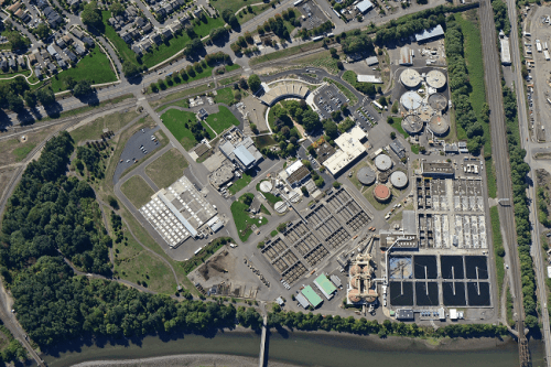 Portland Has Alt-Fuel Plans for Sewage Plant
