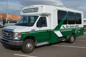 10569_sky_harbor Phoenix Shuttle Fleet Slashes Fuel Costs in Half with Autogas