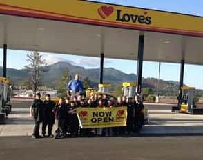 Love's Network Expanding to Include CNG West of Flagstaff