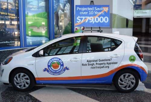 10682_appraisal County Agency Rolls Out New Toyota Prius Fleet