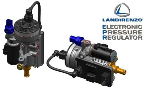 Landi Announces Electronic Pressure Regulator, New CARB Certification