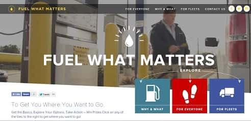 10758_fuel_what_matters N.C. Group Launches Statewide 'Fuel What Matters' Media Campaign
