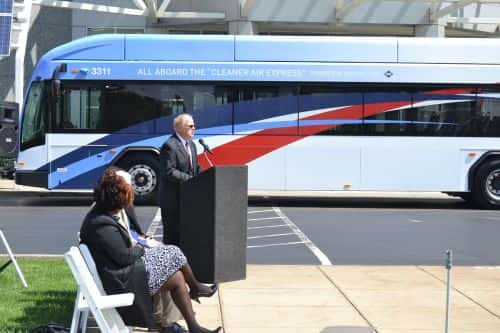 Cleveland Transit Agency Adds 90 CNG Buses to Its Fleet