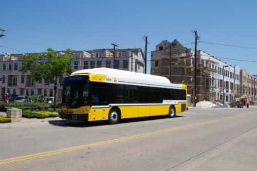 Goodbye, Diesel: Transit Agency Goes All In With CNG Buses