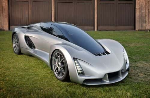 Company Introduces 3D-Printed, Bi-Fuel 'Supercar'