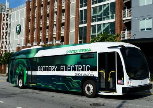 10896_proterra Electric Bus Maker Proterra Raises $55M in Strategic Financing