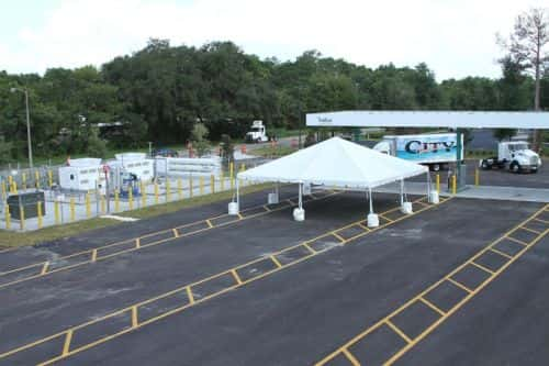 TruStar Energy Debuts First Company-Branded CNG Station