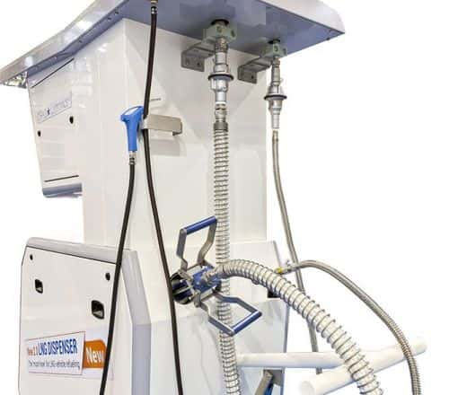 Cryostar Develops Liquefied Natural Gas Dispenser