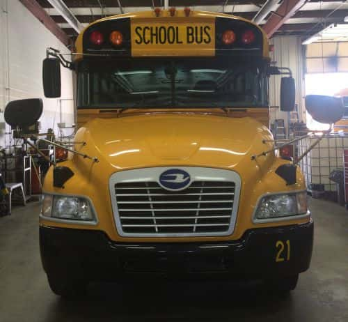 10992_blue_bird Indiana School District Replaces Diesel Buses with Autogas Models