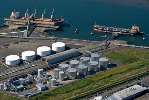 11042_reg REG Closes Acquisition of Biodiesel Refinery and Terminal