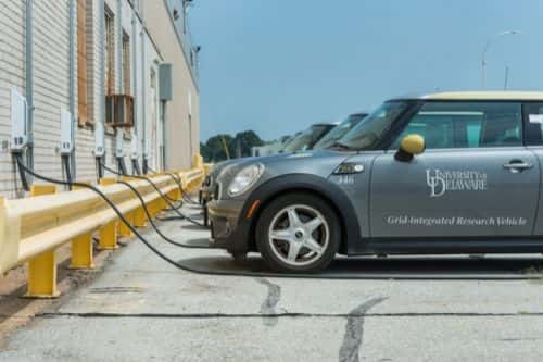 Delaware Project Expands Statewide EV Charging Network