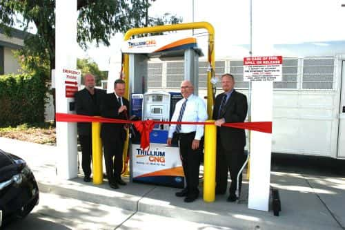 11199_trillium Public-Private Partnership Opens CNG Station in San Jose