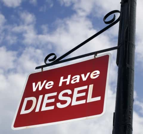 'Clean' Sheen Helps Sales Of Diesel Autos Increase In 2011