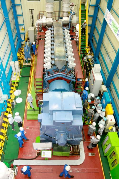 Hyundai Heavy Widens Market For High HP Natural Gas Engine
