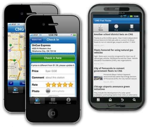 8111_cngnow CNGnow.com Offering Mobile App With CNG Station Locator, NGV Info
