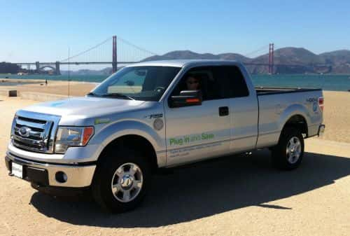 8130_quantumf150 Quantum's Hybrid F-150 At Fleets' Fingertips This Week