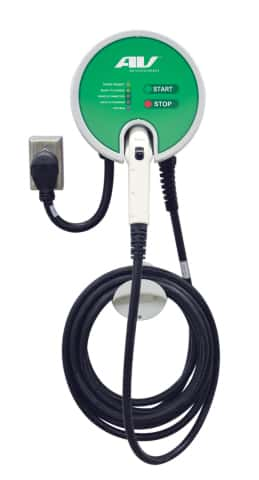 8216_av_evse-rs-plug-in_10-12 AeroVironment Introduces Plug-And-Play Electric Vehicle Charging Station