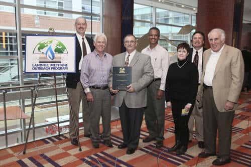 8495_stlandry Landfill Compressed Natural Gas Project Gets EPA Accolade