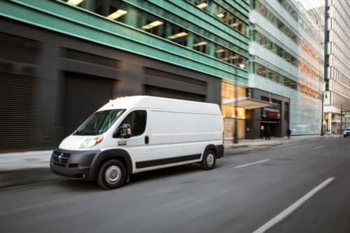 8500_ramvan 2014 Ram ProMaster Van Offers Fleets Clean-Diesel Option