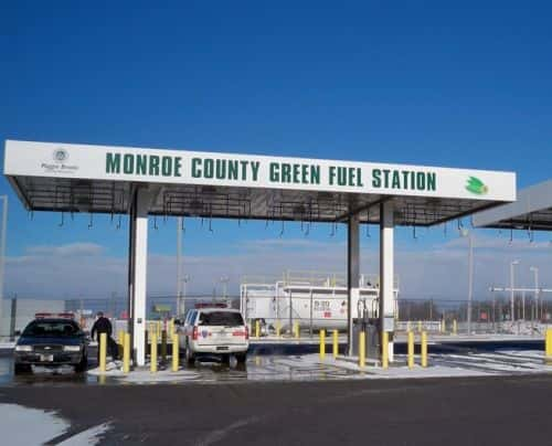 Clean Fleet Profile: How Propane Is Making Monroe County Swoon
