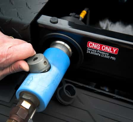 Few Stones Left Unturned In Ford And GM's CNG, Propane Offerings