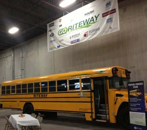 go riteway to deploy propane autogas buses for wi school district