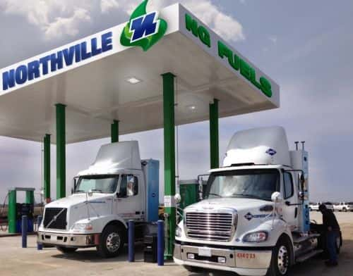 Northville Natural Gas Opens Trio Of CNG Refueling Facilities
