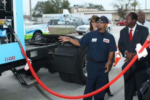 9524_orlandotrillium Orlando Welcomes New Compressed Natural Gas Refueling Capacity