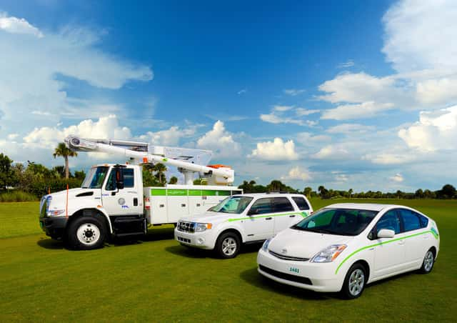 9686_fpl1a Clean Fleet Profile: FPL Hot on EVs, Biofuel; Cool on CNG
