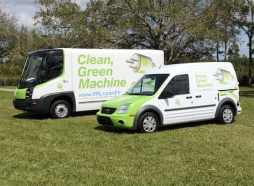 Clean Fleet Profile: FPL Hot on EVs, Biofuel; Cool on CNG