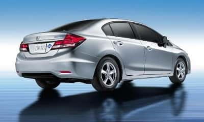 Okla. Dealer Rolling Out the New Honda Civic Natural Gas