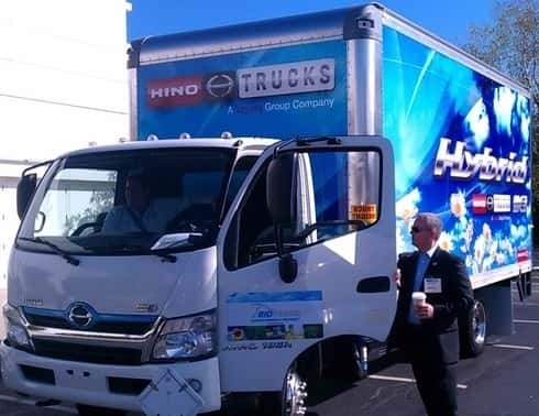 9737_hino2 Hino Medium-Duty Hybrid-Electric Trucks Approved For Incentive Program