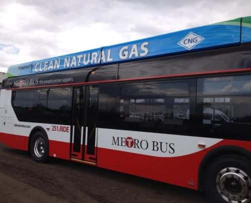Two Dozen CNG Buses, Refueling Station Debut in Minnesota
