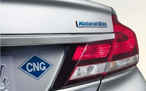 A Little Extra Incentive for the Civic Natural Gas
